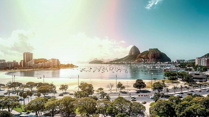 Cruzeiros que passam pelo Rio de Janeiro