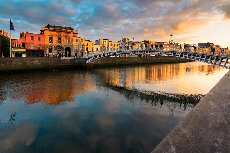 Cruzeiros por Dublin